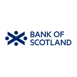 Blue Bank of Scotland logo