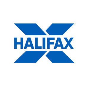 Blue Halifax logo